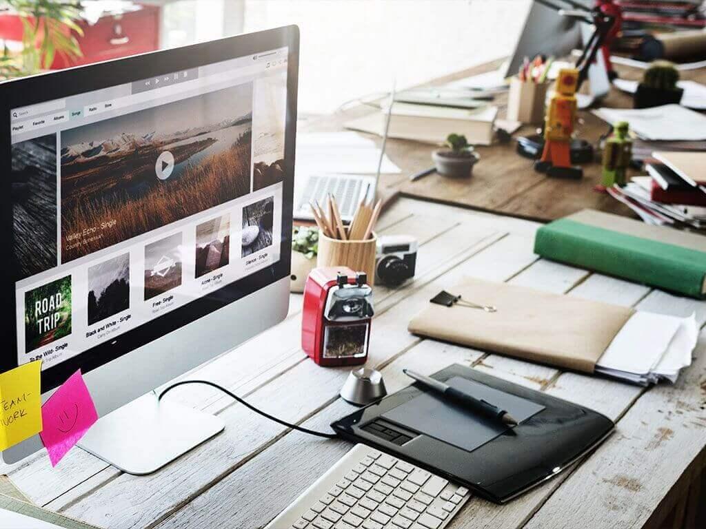 Jak na tvorbu webu – postup krok za krokem