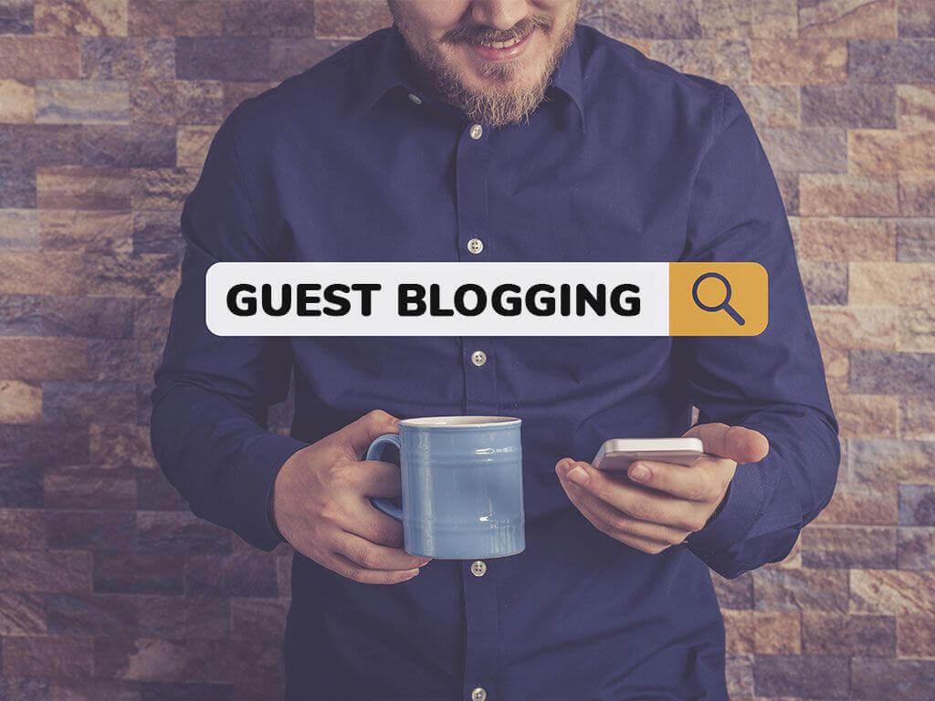 Jak na linkbuilding a Guest Blogging